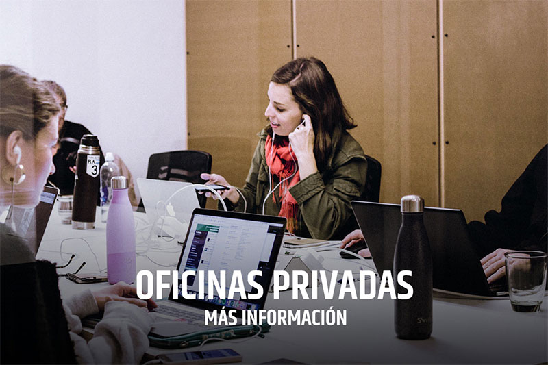 Huerta Dorrego Cowork