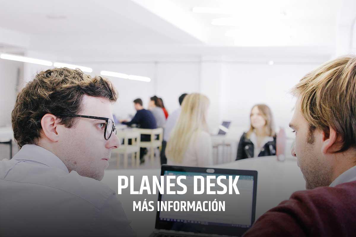 Huerta Planes Desk Cowork