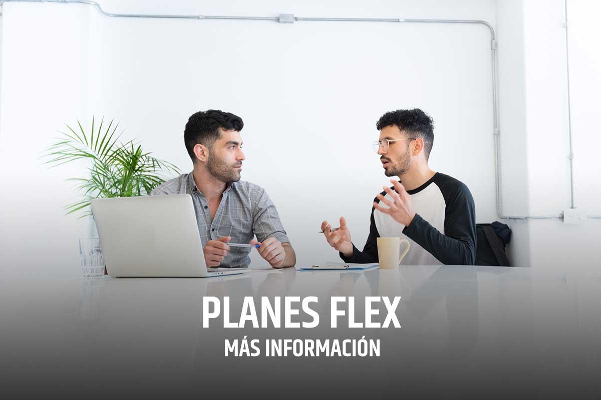 Huerta Planes Flex Cowork