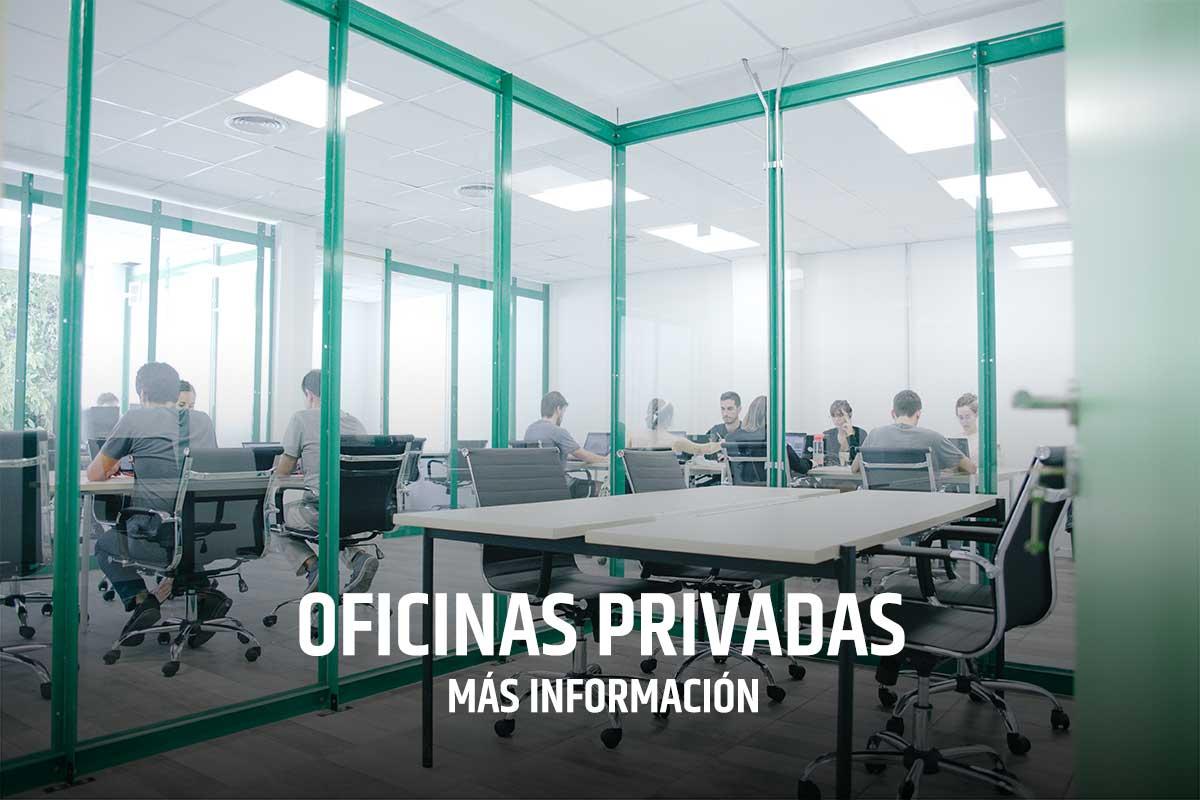 Huerta Planes Oficinas Privadas Cowork